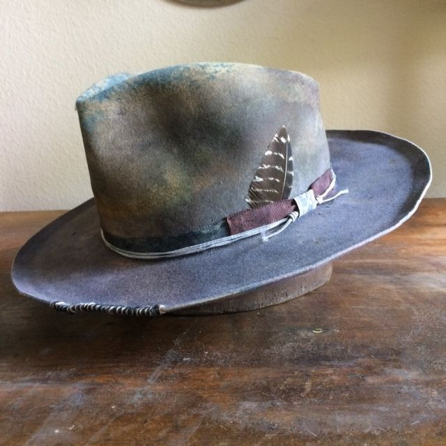 READY TO WEAR — GHOSTTOWN HATS