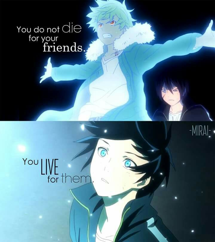 #Noragami I literally just watched this episode last night! The fangirl scream I made woke up everyone