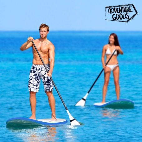Tabla de Paddle Surf Hinchable Adventure Goods (1 plaza)