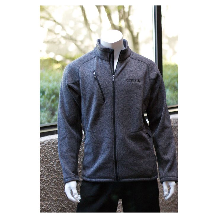Men's Charcoal Jacket