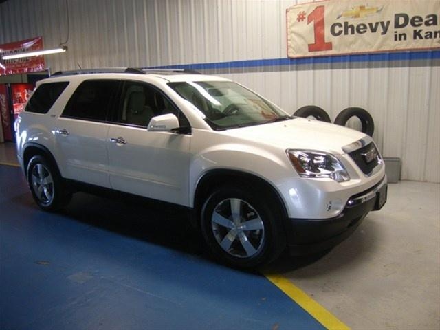 2011 GMC Acadia, White, 9826643