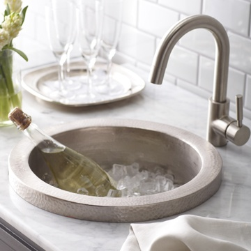 Fresh Wet Bar Sinks and Faucets