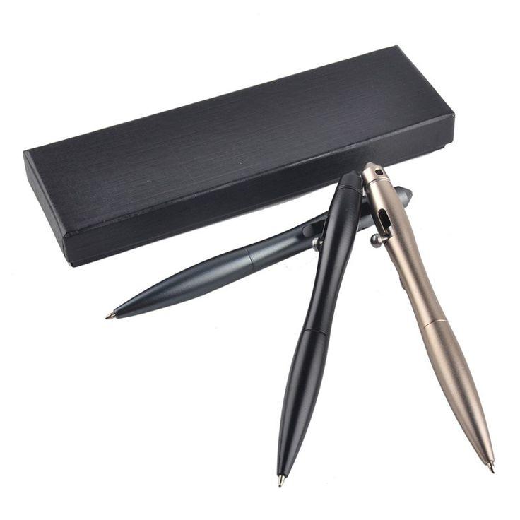 Tungsten Steel Head Tactical Pen Emergency Glass Breaker Pen EDC //Price: $18.99 & FREE Shipping //     #tacticalgear #survivalgear #tactical #survival #edc #everydaycarry #tacticool