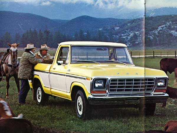 this is my type of pickup 1978 ford f150 late model scanned from an original 39 78 ford. Black Bedroom Furniture Sets. Home Design Ideas