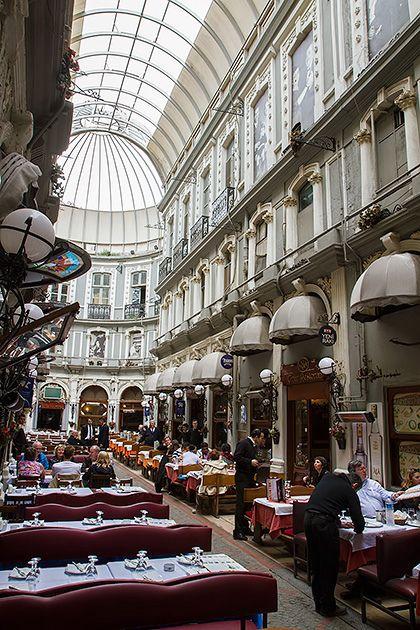 Flower Fancy Restaurant, Istanbul, Turkey