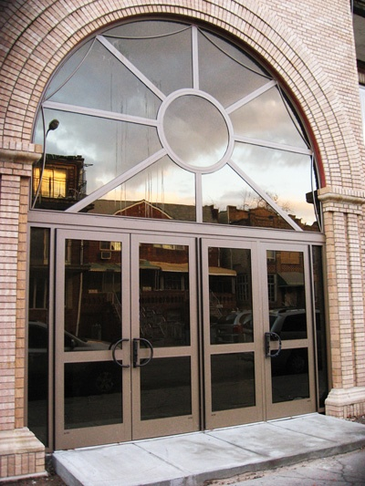 37 best images about church exterior on pinterest double for Commercial entry doors