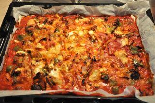 Συνταγές χωρίς γλουτένη: Πίτσα