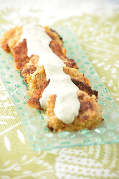Robert Duvali's Favourite Recipe - Crab Cakes