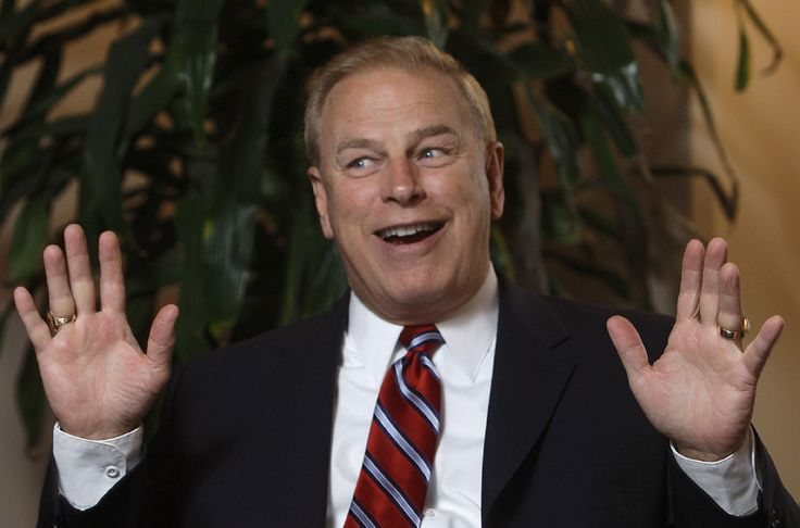 New audio: Ted Strickland jokes that Scalia's death came 'at a good time'   Washington Examiner