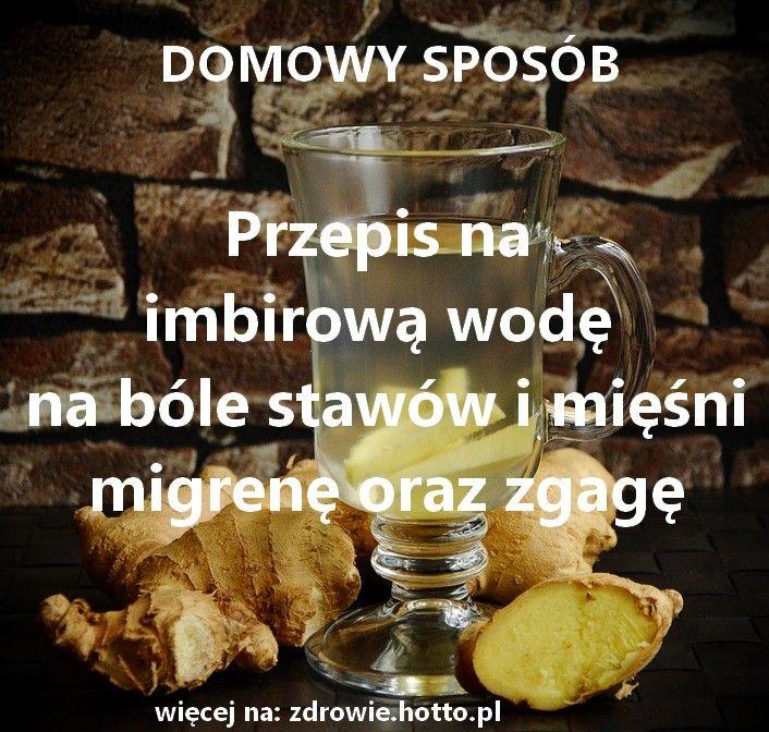 zdrowie.hotto.pl-napoj-imbirowy-na-bole-stawow-miesni-migrene-zgagę