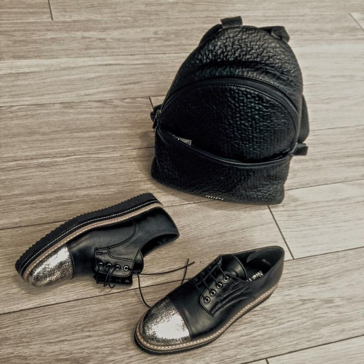 this season must have #brogues#oxford #shoes#classic#newmatic#style#and#abbacinobags #backpack #siderstores www.sider.gr