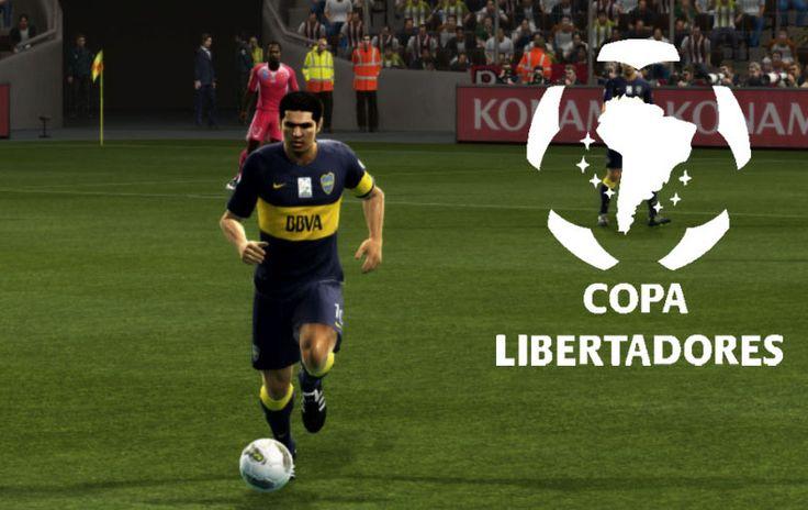 Cómo jugar la Copa Libertadores en FIFA 13