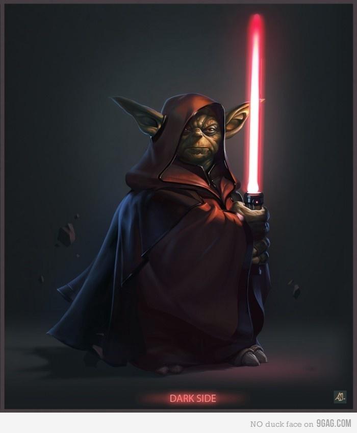 Darth Yoda, it is!