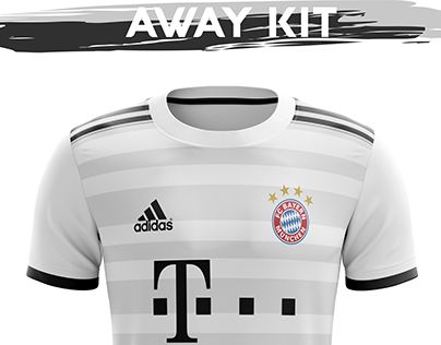 f5d5fb89ea776 Fc Bayern Munchen Football Kit 18 19.