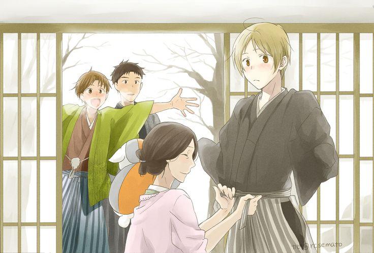 Natsume Yuujinchou #anime