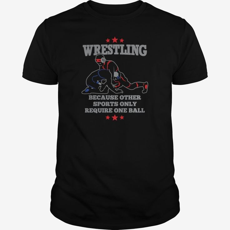 #Wrestling  Because other sports only require one  Mens Premium TShirt, Order HERE ==> https://www.sunfrog.com/Sports/131192200-875172446.html?6432, Please tag & share with your friends who would love it, #birthdaygifts #jeepsafari #xmasgifts   mud #wrestling, wrestling quotes, wrestling singlet #architecture #art #cars #motorcycles #celebrities #DIY #crafts #design #education