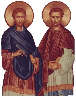 Sts. Cosmas and Damian