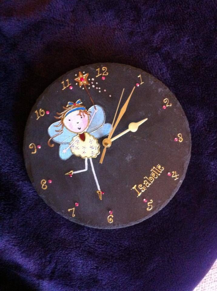A commissioned piece for a little girl who loves fairies https://www.etsy.com/shop/LittlehandClocks?ref=search_shop_redirect
