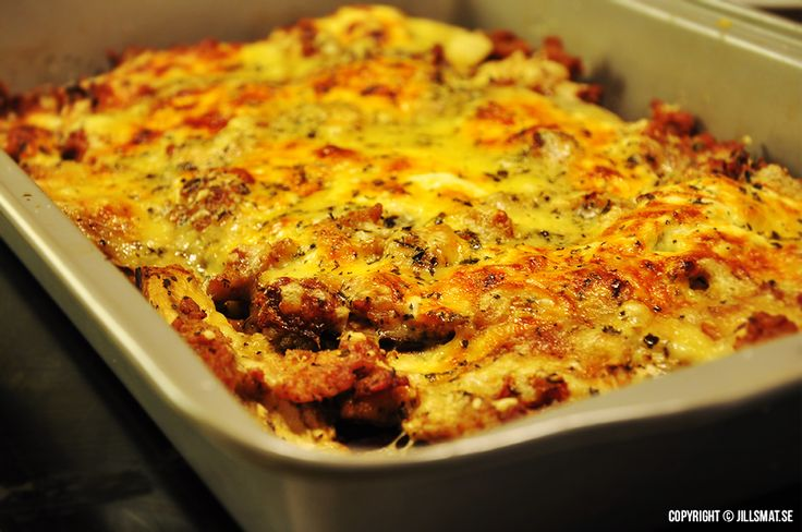 Moussaka med kanel och mynta - Powered by @ultimaterecipe