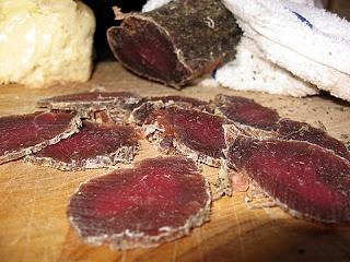 Jacques Pepin's Saucisson of Pork Tenderloin {a cured pork tenderloin ...