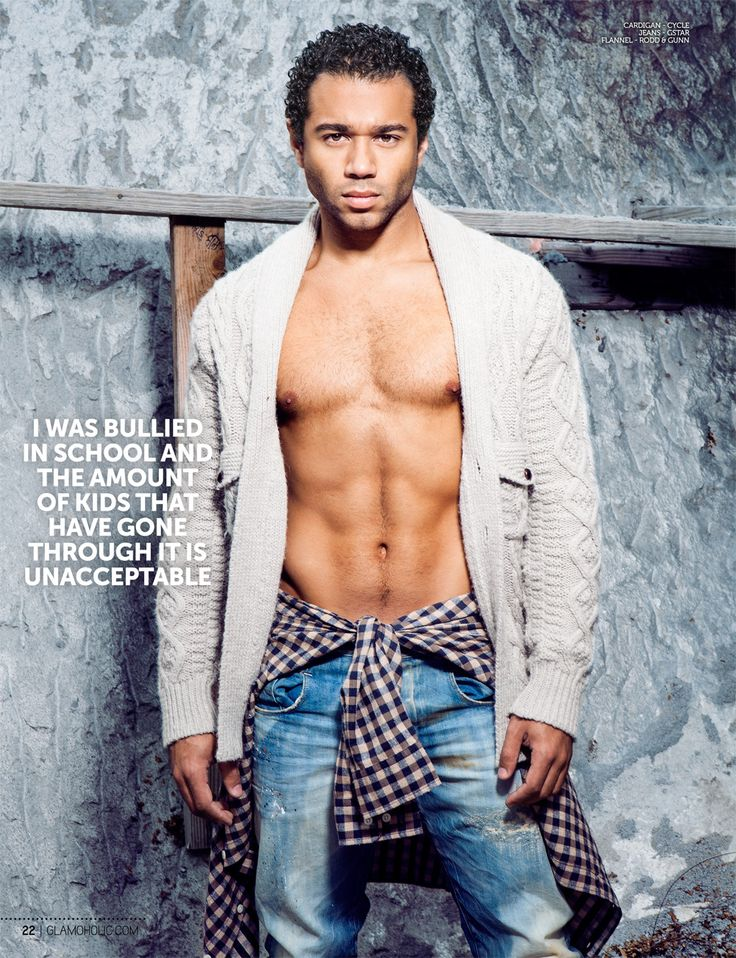 Glamoholic.com | Exclusive Interview With Corbin Bleu on DWTS, Bullying and Upcoming Movies!