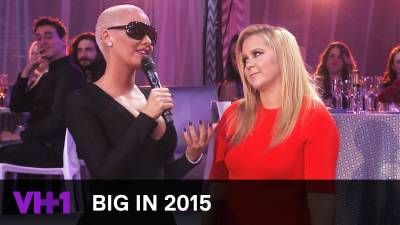 Big In 2015 | Amy Schumer Thinks Amber Rose Is A Badass Bitch | VH1 -  Click link to view & comment:  http://www.afrotainmenttv.com/video/big-in-2015-amy-schumer-thinks-amber-rose-is-a-badass-bitch-vh1/