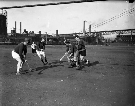 1931, hurling in Detroit