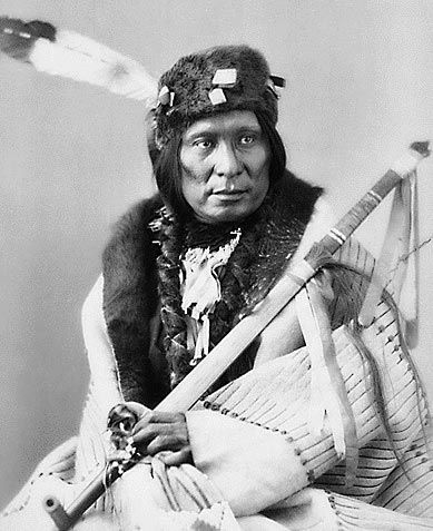American Indians : Mad Bear - Yankton Dakota.