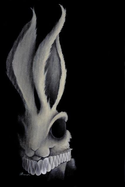 "Rhiannon print ""Rabbit"" - Art"