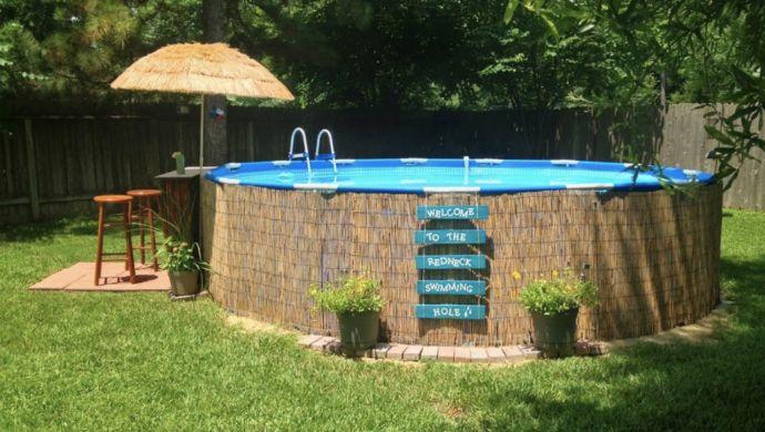 piscinas económicas