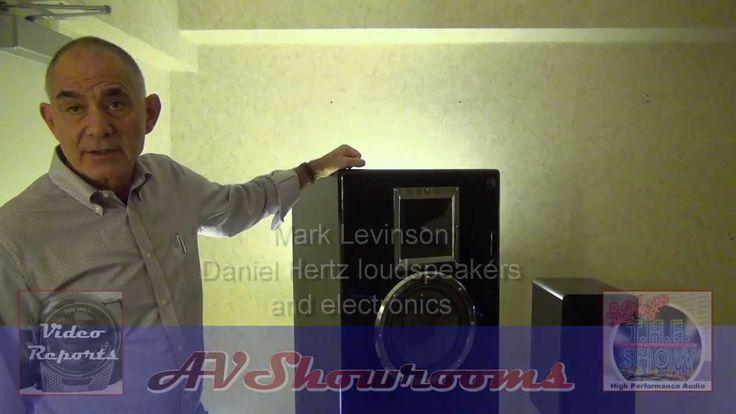 Mark Levinson, Daniel Hertz Audio