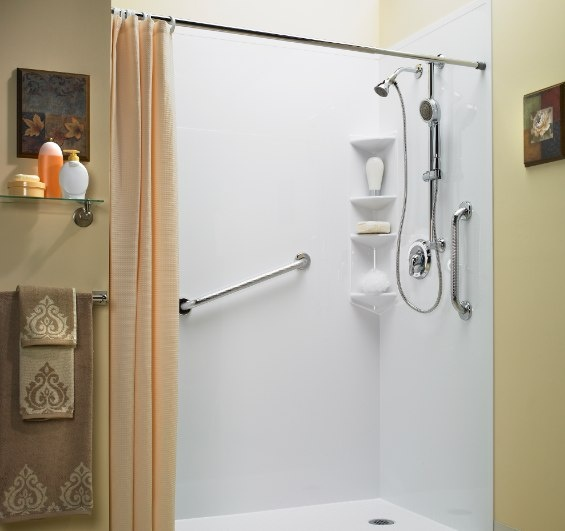 This is just one of our easy access roll in showers 30 best Bathroom Ideas images on Pinterest   Bathroom ideas  Bath  . Easy Access Bathtubs Showers. Home Design Ideas