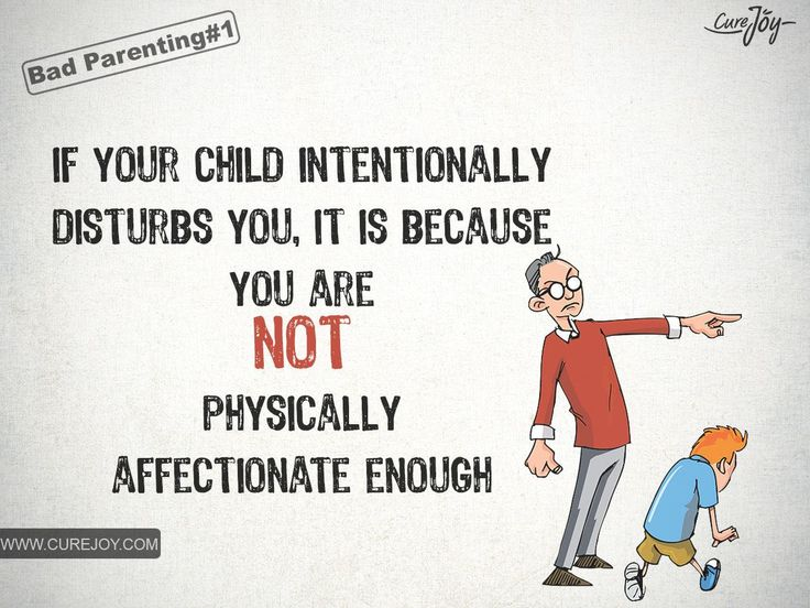 If-your-child-intentionally-disturbs-you-it-is-because-you-are-not-physically-affectionate-enough.jpg (1200×900)