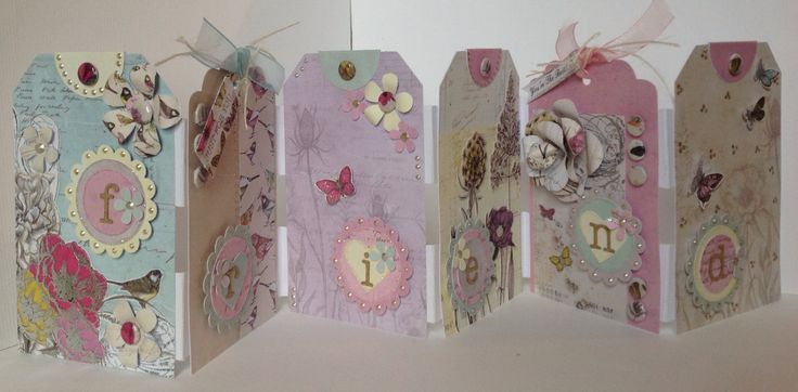 Card designed by Julie Hickey using Botanica, Basecoat and Background Tag Pads and Botanica collection.