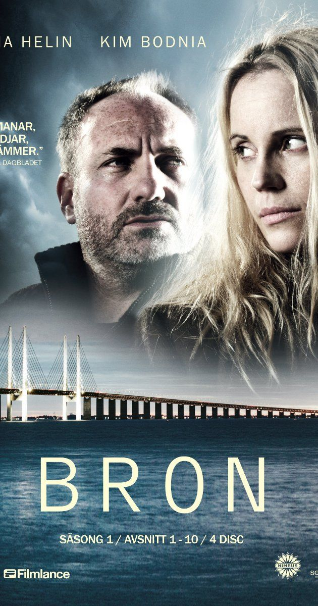 Bron/Broen(The Bridge )(TV Series 2011 )