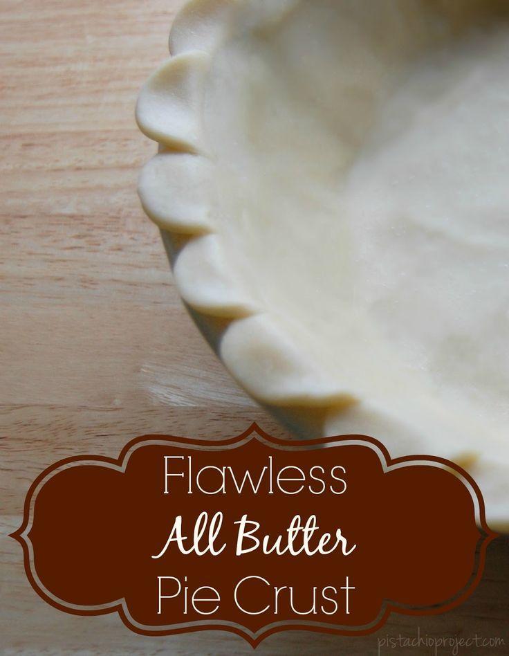 all butter pie crust pie crust recipes pie crusts all butter pie crust ...