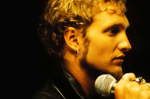 the best voice in grunge, bar none. no one can wail quite like Layne Staley