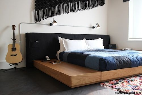 Suite at the Ace Hotel London by Petite Passport #site:interioroid.us