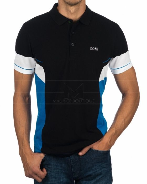 5663527b Hugo Boss Polo Shirt - Dark Grey Paddy Pro in 2019 | Tişört modelleri |  Hugo boss, Mens polo t shirts, Polo