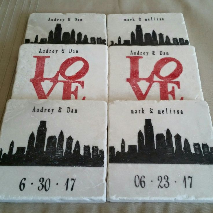 Baked up a lot of #philadelphia love this week #coasters