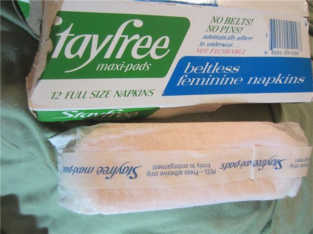 how to choose pads stayfree