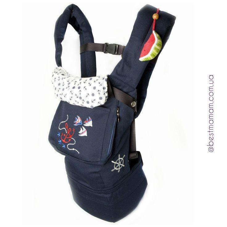 """Купить слинг или эрго-рюкзак?  Эргономичный рюкзак """"My baby"""" - это лучшее решение для Вас и Вашего малыша!  Это безопасный и удобный рюкзачок, который подходит для ношения детей в возрасте от 4 месяцев до 3 лет.  Рюкзачок """"My baby"""" освобождает руки и делает общение родителей и малыша очень близким. Ребенок находится рядом с мамой (или папой), что позволяет ему ничего не бояться и чувствовать себя защищенным.  В рюкзачке """"My baby"""" малыш не сидит, а находится в таком же положении, как на…"""