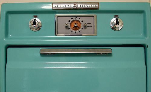 Vintage General Electric Wall Ovens ~ Best images about retro wall ovens on pinterest