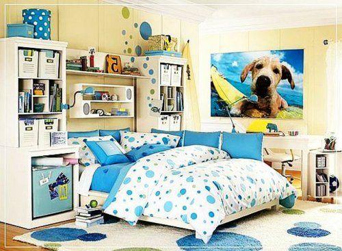 Blaues schlafzimmer ~ Die besten blaue jugendliche schlafzimmer ideen auf