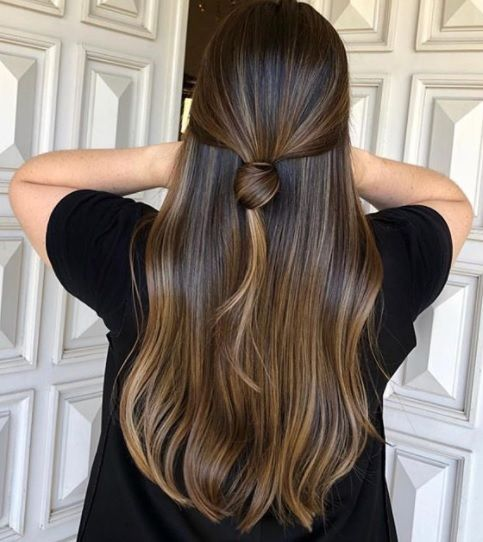 The 25 best balayage straight hair ideas on pinterest for 506 salon indianapolis