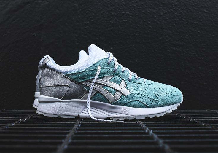 Ronnie Fieg and Diamond Supply Co. Bring Skate And Sportswear To Asics - SneakerNews.com