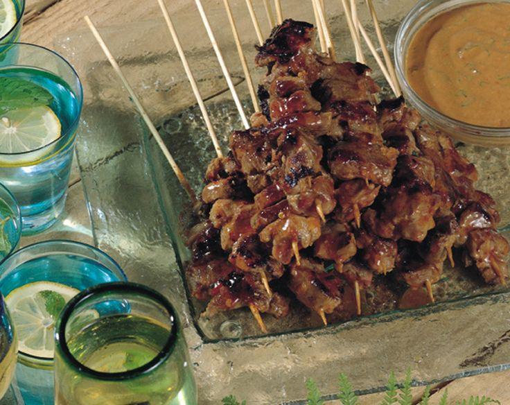 Lamb Satay Recipe | beef + lamb new zealand inc