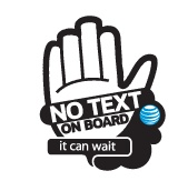 Take the no texting and driving pledge and win a Samsung Galaxy SIII. Details in the latest post.
