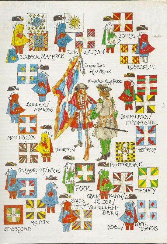 Army of Louis XIV (4)