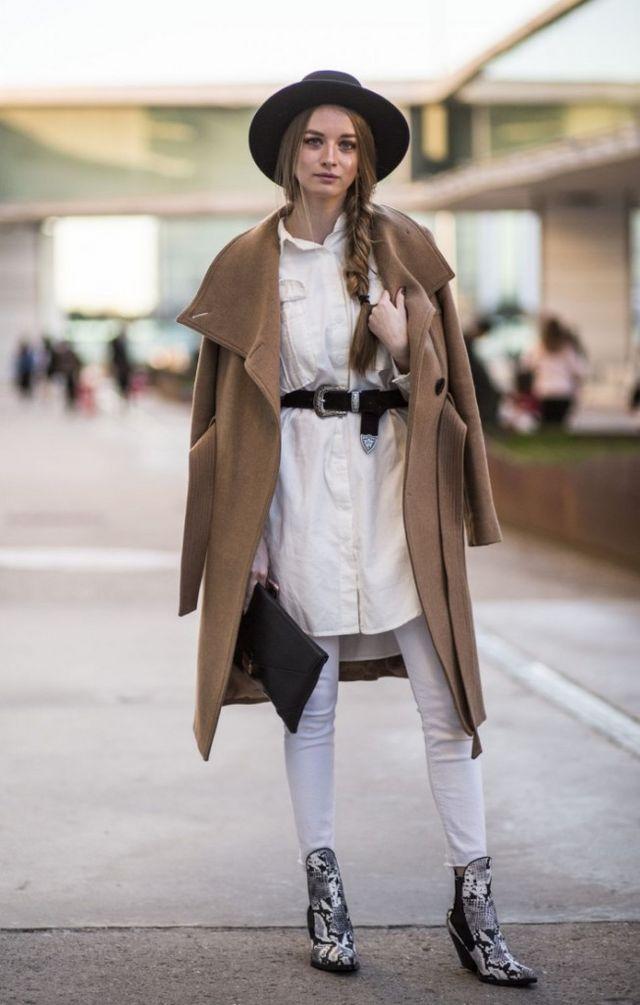 El Street Style En Mercedez Fashion Week Madrid 2019 Streetstyle